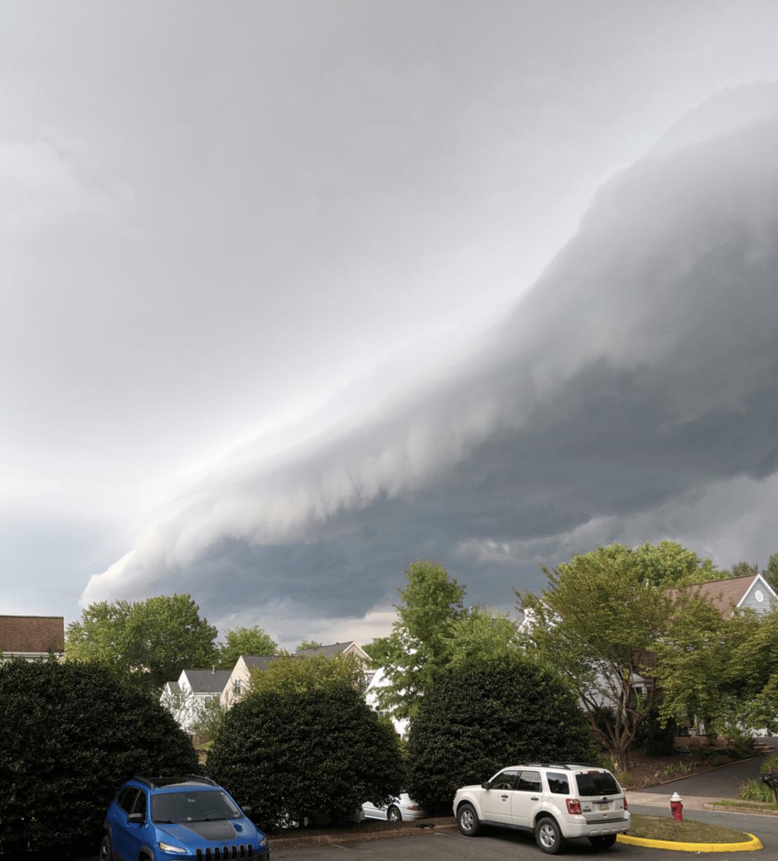 leesburg, storm