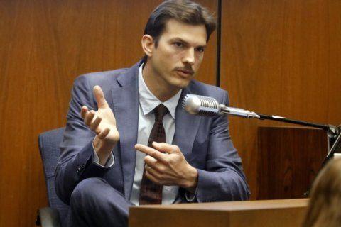 Latest: Defense says Kutcher testimony points to other man