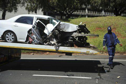 South African businessman dies in fatal car crash