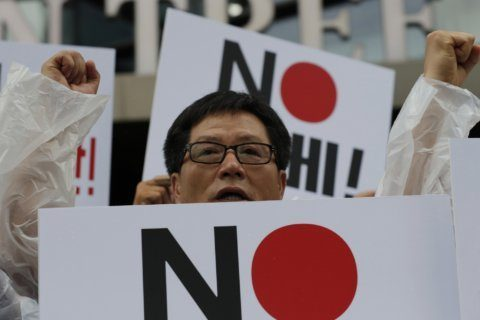 Japan says export step not aimed at hurting ties with Seoul
