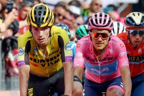 Ex-ski jumper Roglic has chance to shine at Spanish Vuelta
