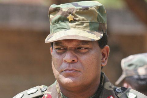 Sri Lanka rejects criticism of army chief's appointment