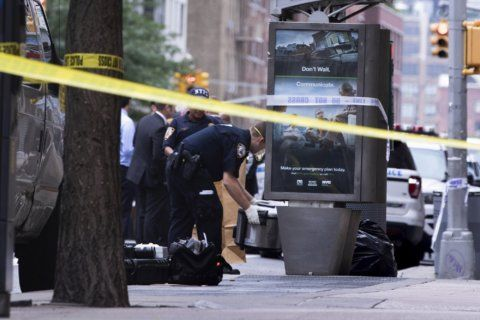 New York City subway scare suspect taken into police custody