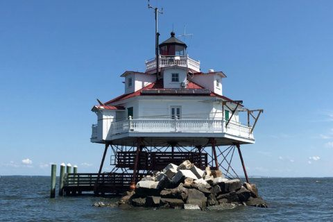 Ready to travel back in time? It's Maryland Lighthouse Challenge weekend