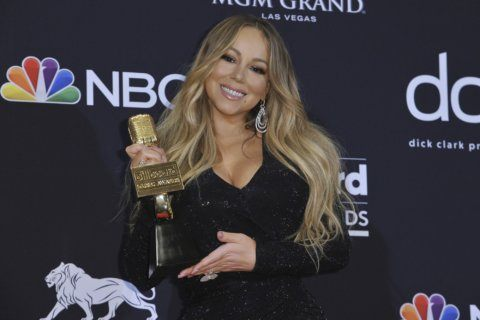 Mariah Carey records new song as theme for ABC's 'mixed-ish'
