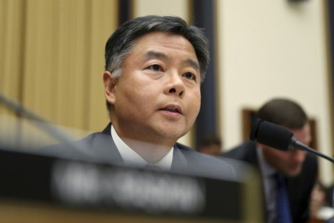 Rep. Ted Lieu emerges as congressional Trump critic