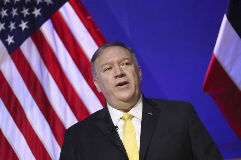 Pompeo takes aim at China after Trump tariff hit