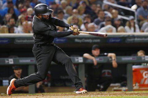 Rodríguez slam, VerHagen lead Tigers over Twins 9-6