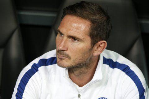 Lampard unfazed by new-look Chelsea's tough start to season