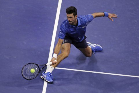 Djokovic plays 'almost pain-free' to reach US Open's 4th Rd