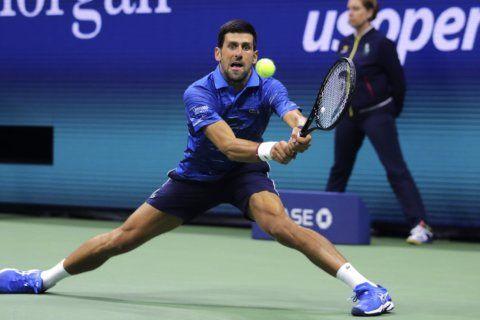 Federer bristles at idea he chose US Open time; Djokovic OK