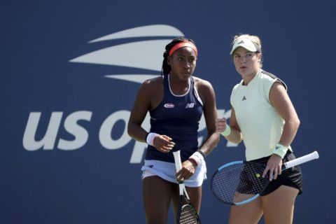Teen Team: Gauff, McNally want to keep rolling at US Open