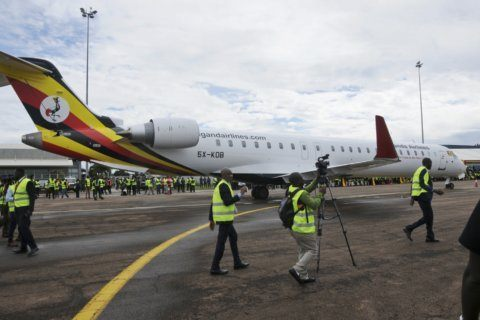 Uganda Airlines launches new operations with Kenya trip