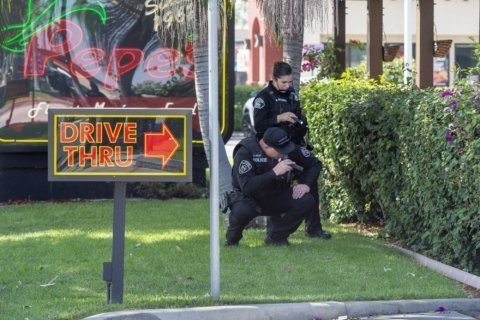 AP NewsBreak: Police say suspect arrested in campus killing