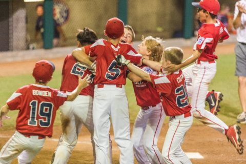 Walk-off victory for Loudoun Little League team as team tries to get to World Series