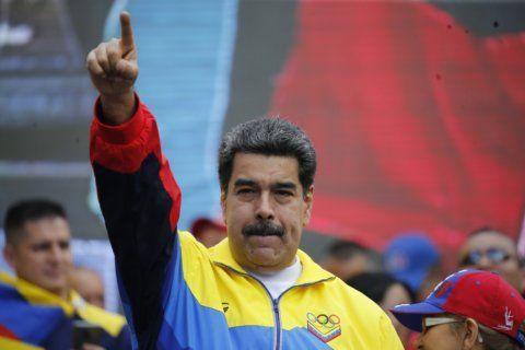 Venezuela says it has proof of anti-Maduro plot in Colombia