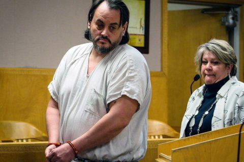 The Latest: Man gets life in 1998 killing of video clerk