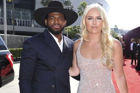 Olympic gold medalists Lindsey Vonn, PK Subban engaged