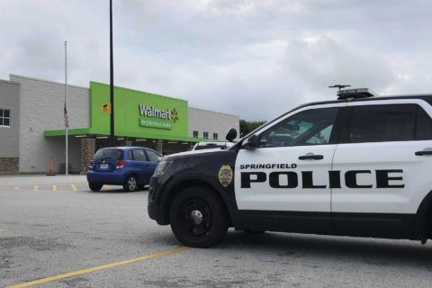 Armed man at Walmart says he was testing right to bear arms