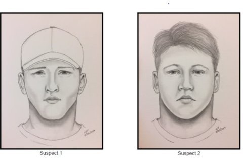 Loudoun Co. Sheriff's Office releases composite sketch of armed robbery suspects