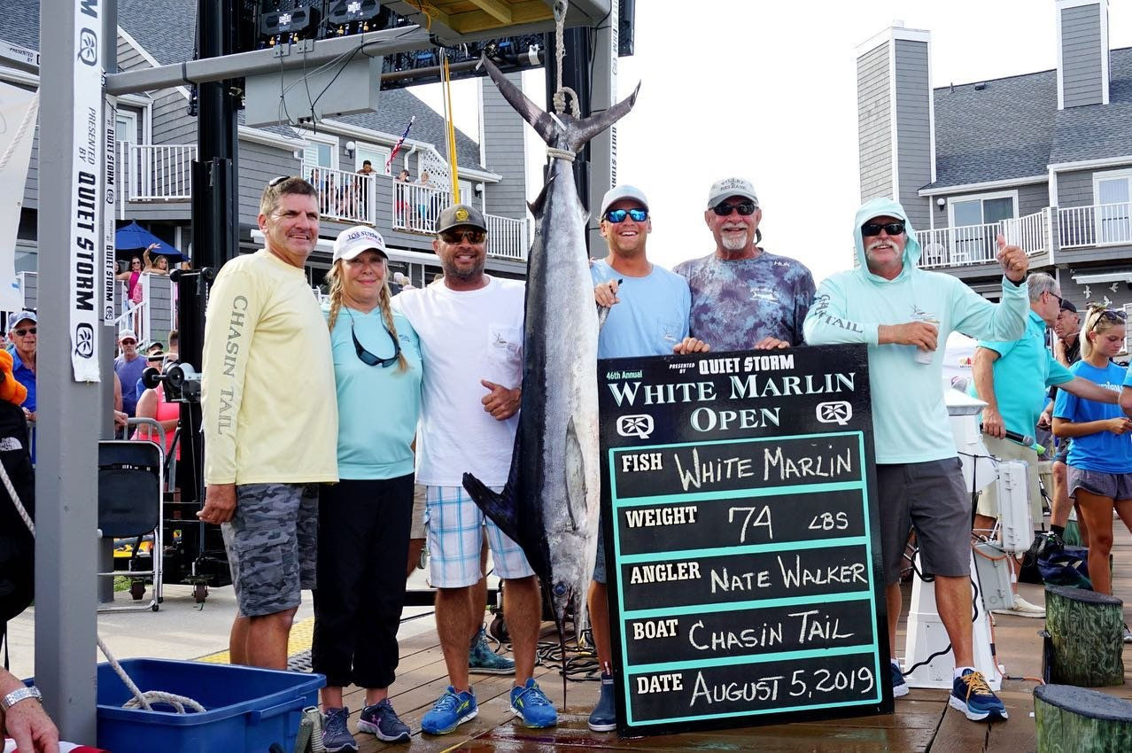 By 'Air' and by sea: Michael Jordan flies to White Marlin Open   WTOP