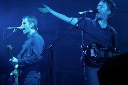 Thom Yorke, Ed O'Brien