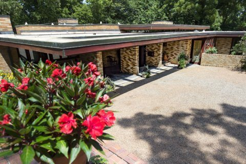 Nebraska bidder wins Wright-built house in Kansas City