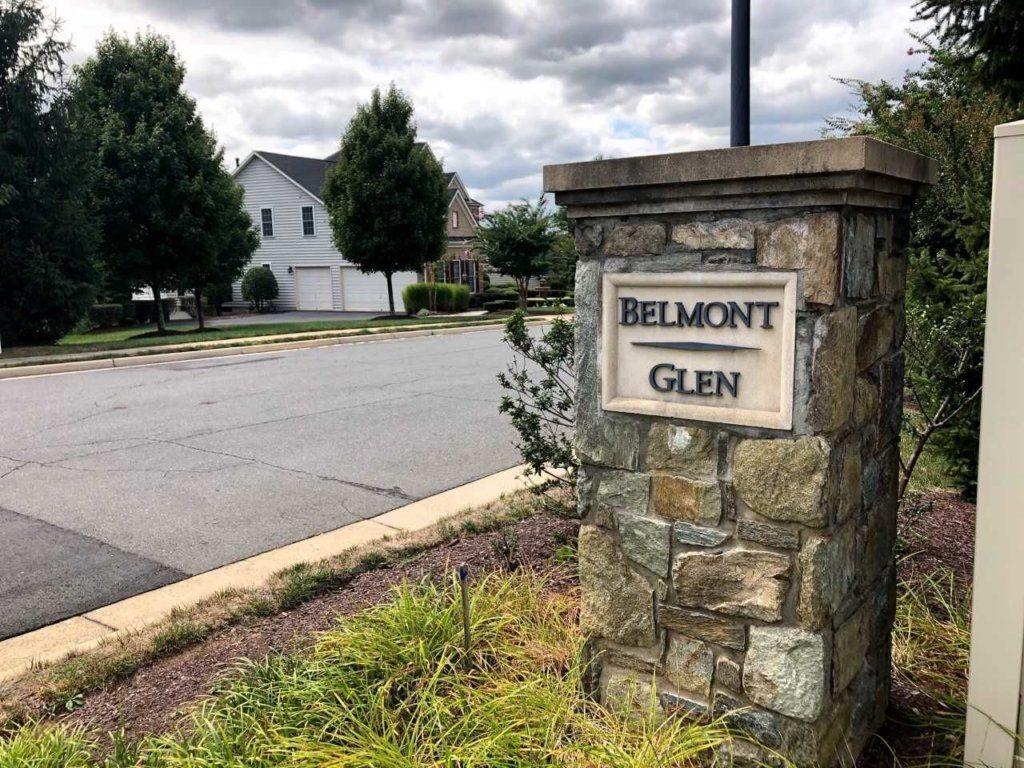 belmont glen lights