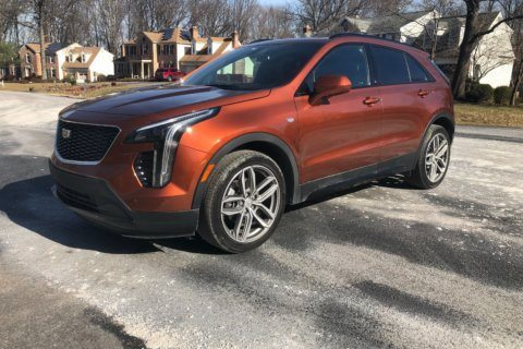 The next big thing from Cadillac is a smaller crossover, the new XT4