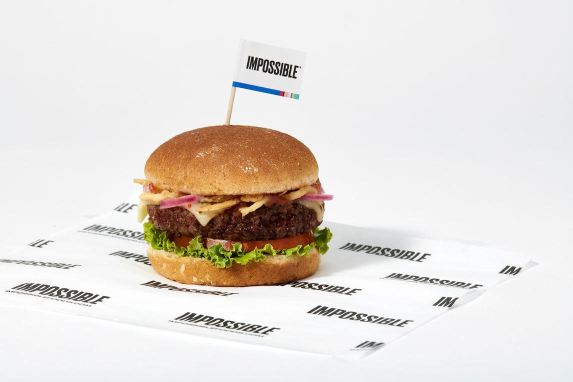 Sodexo's creole burger