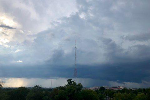 Storms still threaten part of DC area