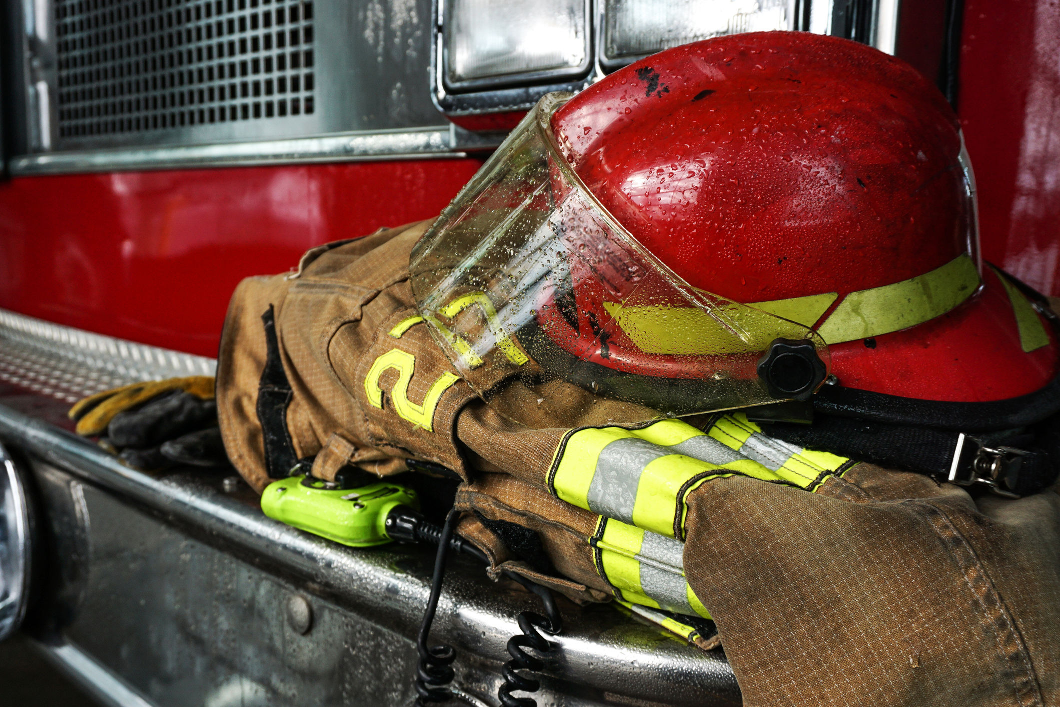 Maryland settles BWI Marshall fire department gender discrimination