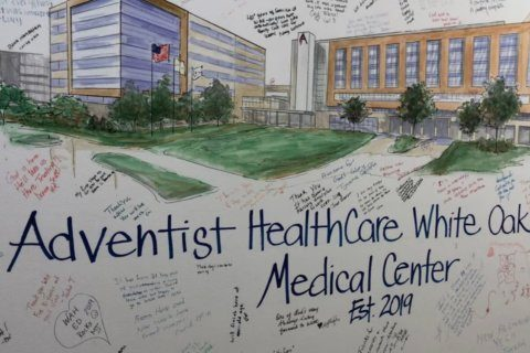 Montgomery County hospital practices for big move to new facility