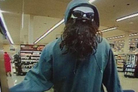 FBI offers reward for 'Furry Mask Bandit'
