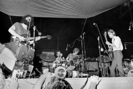 Grateful Dead at Woodstock