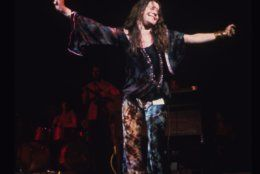 Janis Joplin at Woodstock