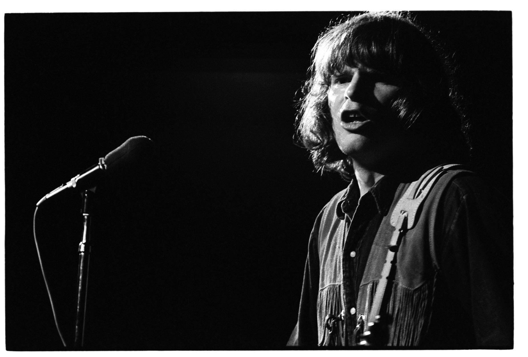 John Fogerty at Woodstock