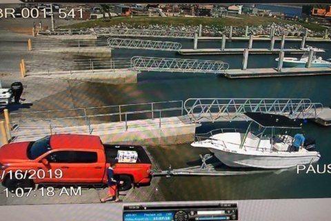 Fairfax firefighter missing off Florida coast