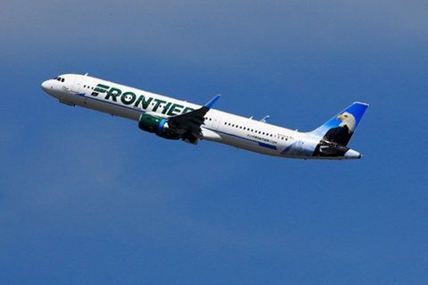 Frontier Airlines offering free flights to passengers with certain last names