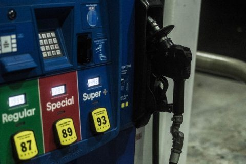 Gas prices this Labor Day weekend will be 30 cents a gallon lower than it was a year ago, study says