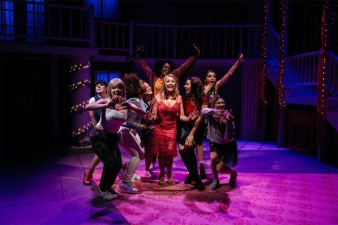 Q&A: 'Legally Blonde' stars 'bend and snap' into Keegan Theatre