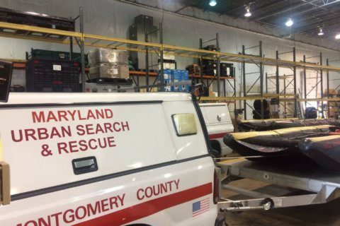 As Hurricane Dorian gains strength, local rescue teams depart for Florida to lend aid