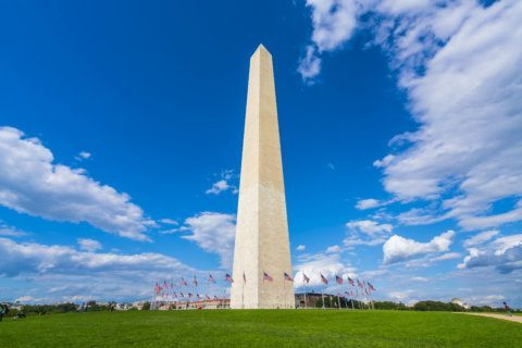 Work continues ahead of Washington Monument's big reopening