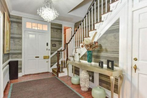 Want to live like a captain? Old Town home that dates to 1770 hits the market.