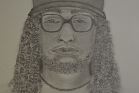 Police release sketch of man wanted for attempted sexual assault in Prince George's Co.