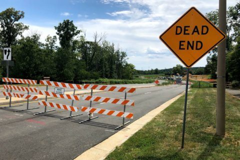 As Loudoun United stadium debuts, map glitches bring fans to closed road nearby