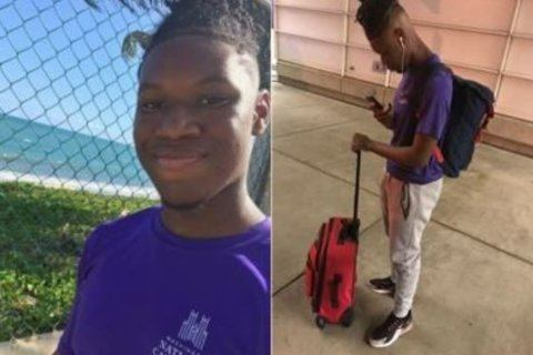 Missing Chillum teenager found in Howard Co.