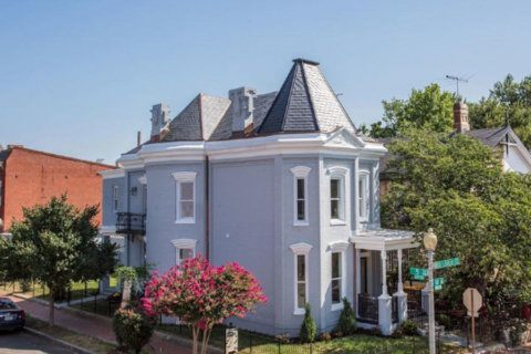 LeDroit Park home of the first black congressman elected post-reconstruction is for sale