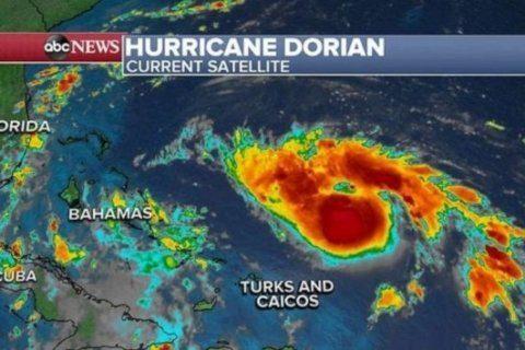 All-female hurricane hunter flight crew makes history as Dorian strengthens