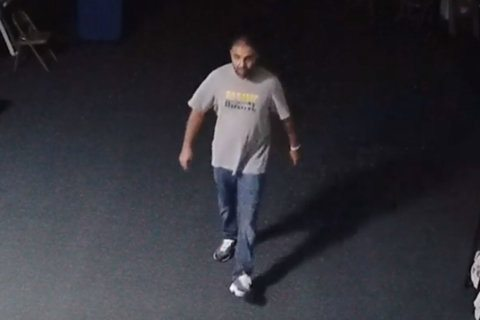 Suspect sought in Burtonsville Islamic center burglary